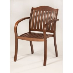 Кресло деревянное для отдыха Леда (2162)