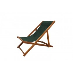 Садовое кресло шезлонг Beach акация