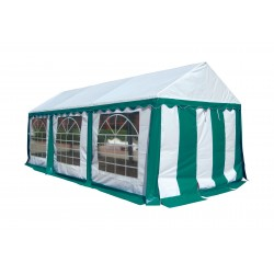 Тент шатер 3x6 м зеленый