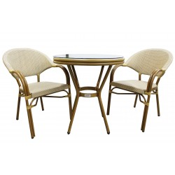 Комплект мебели для кафе Terrace T130/С029-TX