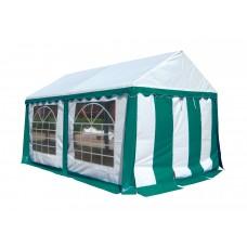 Шатер павильон 3x4 м зеленый