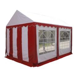Шатер павильон 3x4 м красный