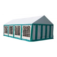 Шатер павильон 4x8 м зеленый