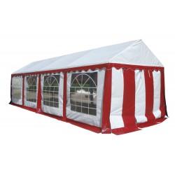 Шатер павильон 3x8 м  красный