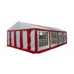 Шатер павильон 4x8 м  красный