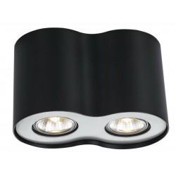 Потолочный светильник Arte Lamp Falcon A5633PL-2BK