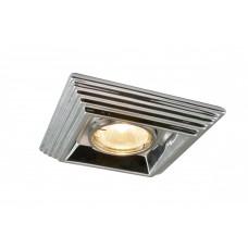 Встраиваемый светильник Arte Lamp Alloro A5249PL-1CC