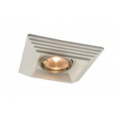 Встраиваемый светильник Arte Lamp Alloro A5249PL-1WH