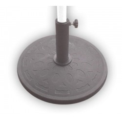 "Подставка ""Круг"" тяжелая, диаметр 45 см"