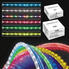 Катушка-LED, 100м, 3-х проводная, разноцветная