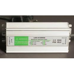 Трансформатор для RGB LED CLIP LIGHT 220V/12V/60W