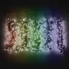 "LED-Клип-лайт ""Спайдер 5х20м"" быстро мерцающие RGB светодиоды"