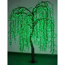 "LED-""Ивушка-5"", высота 1,6м., 1536 светодиодов"