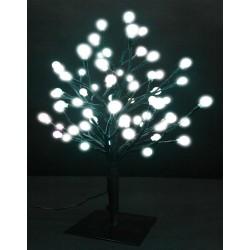 LED-Дерево настольное «Шарики», высота 45см