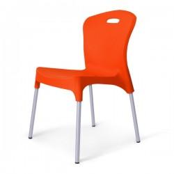 Стул Emy XRF-065-AO (XRB-065A) Orange