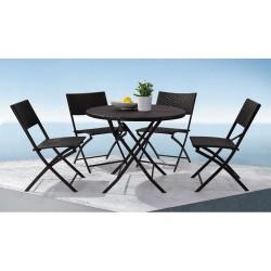 Комплект мебели Vieux стол+4 стула