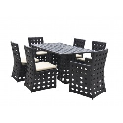 Дачная мебель KVIMOL KM-0013 Black