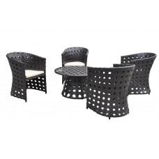 Дачная мебель KVIMOL KM-0009 Black