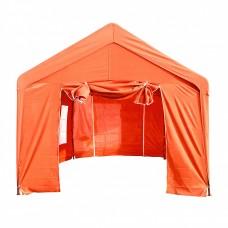 Тент шатер 3х6 м со стенками ПЭ