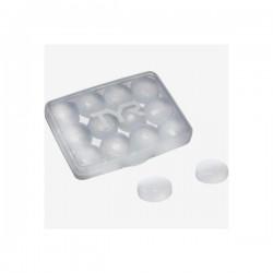 Беруши TYR Soft Silicone Ear Plugs, LEP12PK/101 (белый)