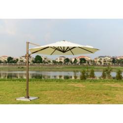 Садовый зонт А002-3000-4 3 м кремовый