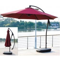 Садовый зонт А005-1 3 м бордовый