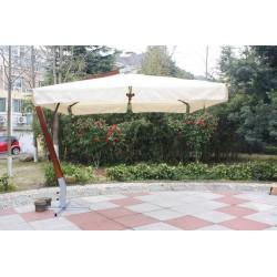 Садовый зонт SLHU007-1 3х3 м кремовый