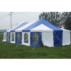 Тент шатер Пагода 5x10 м ПВХ
