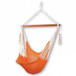 Кресло-гамак CARINA оранжевое