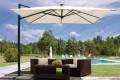 Зонт садовый – особенности и виды конструкции, преимущества, рекомендации по выбору