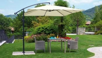 Зонт уличный – надежная защита летом